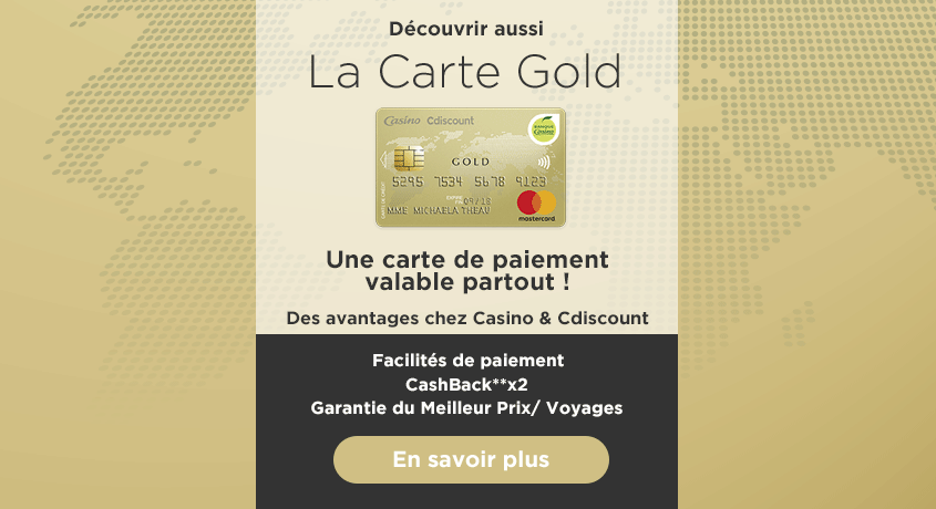 Carte Accord Tarif.Avantages Carte Cdiscount