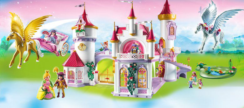 Playmobil 5145 salle manger royale achat vente for Salle a manger playmobil city life