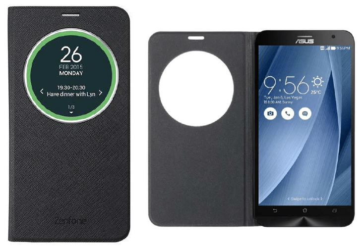 Protège le ZenFone 2 des égratignures et chocs du quotidien. Design élégant  et chic