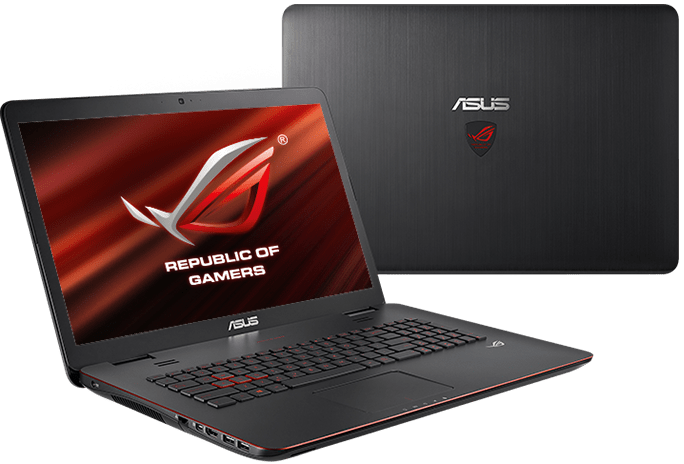 asus rog pc portable gamer g741jw t7105h achat vente. Black Bedroom Furniture Sets. Home Design Ideas