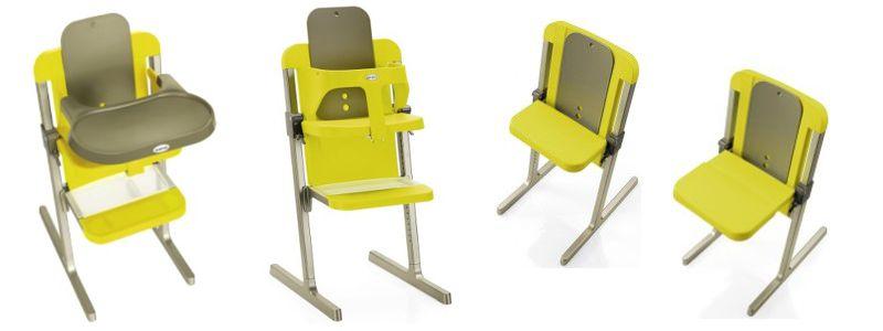 Brevi chaise haute b b volutive slex evo anis anis for Brevi chaise haute