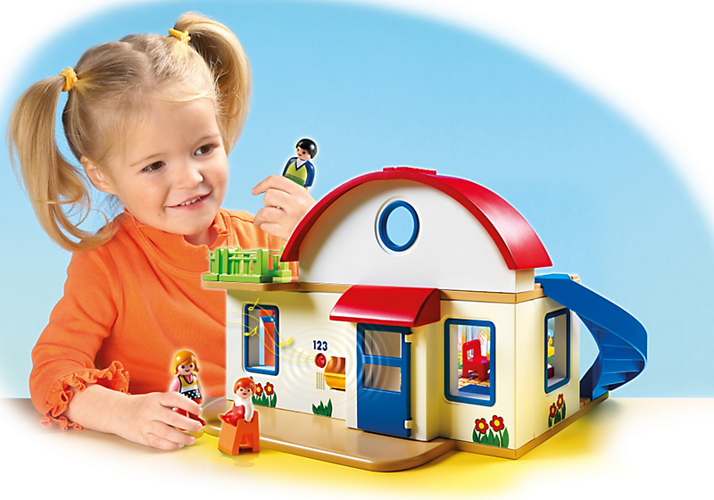 Jouet Playmobil 6784  Maison de campagne pas cher / Prix Clubic