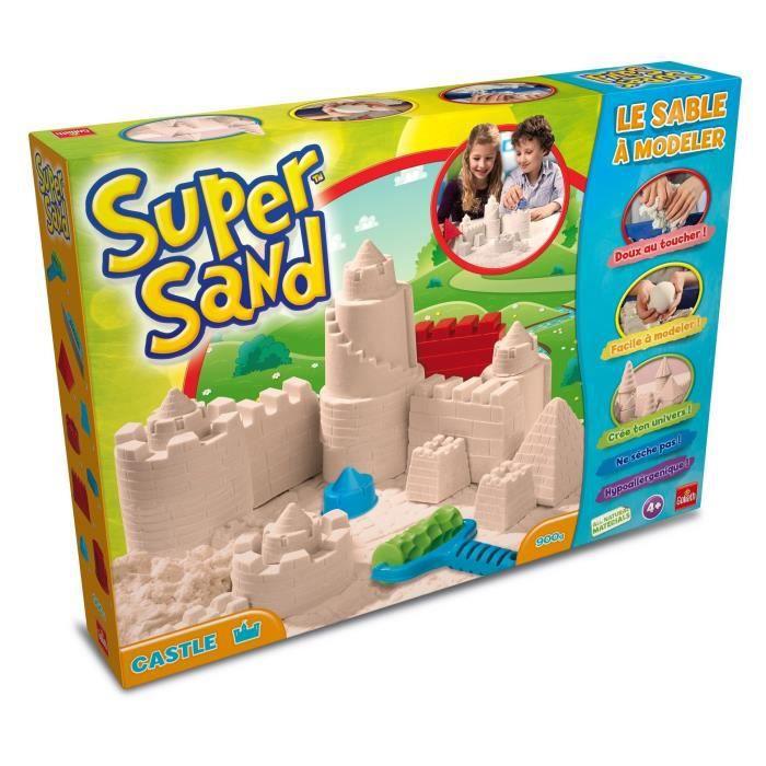 goliath super sand castle achat vente assemblage construction cdiscount. Black Bedroom Furniture Sets. Home Design Ideas