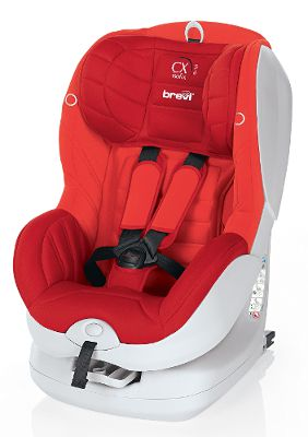 Brevi si ge auto cx isofix groupe 1 rouge achat for Siege auto 123 inclinable