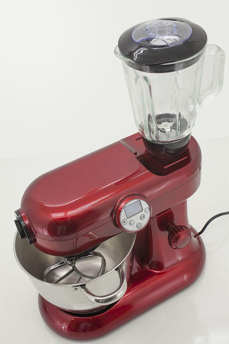 destockage robot chauffant multifonction kitchencook revolution v3 red robot de cuisine au. Black Bedroom Furniture Sets. Home Design Ideas