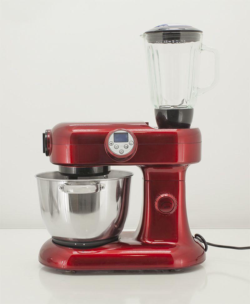 robot chauffant multifonction kitchencook revolution v3 red achat vente robot. Black Bedroom Furniture Sets. Home Design Ideas