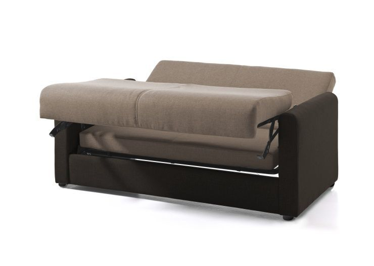 Speedy canap convertible 3 places 165x96x82 cm tissu for Canape convertible avis