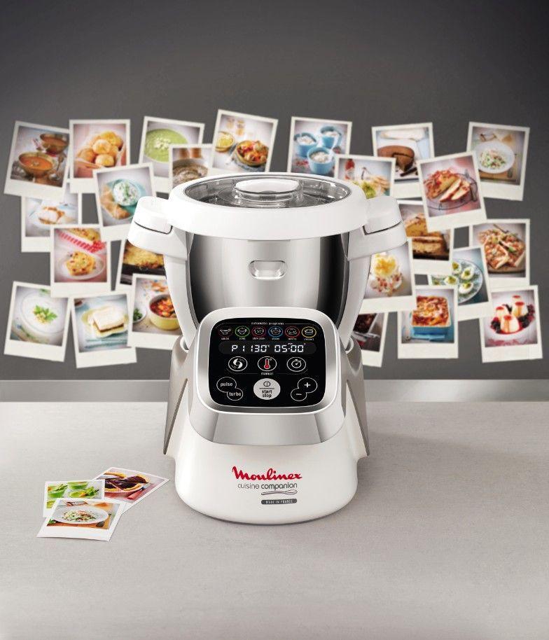 moulinex hf800a10 robot cuiseur companion - achat / vente robot