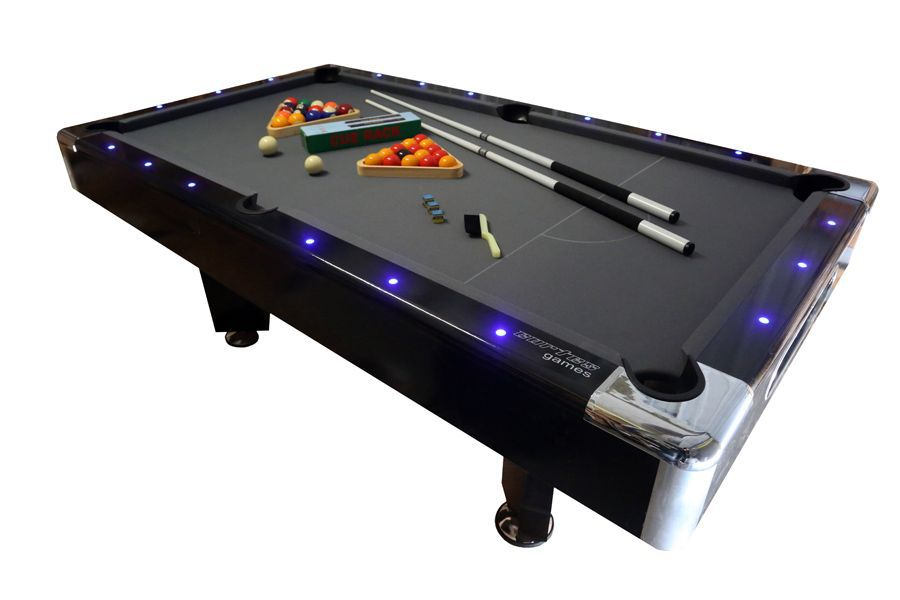 cortes games billard passadena led achat vente billard. Black Bedroom Furniture Sets. Home Design Ideas