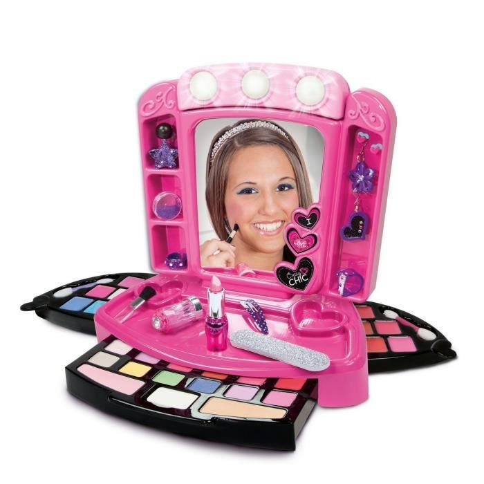 Miroir de maquillage Achat / Vente jeu de maquillage