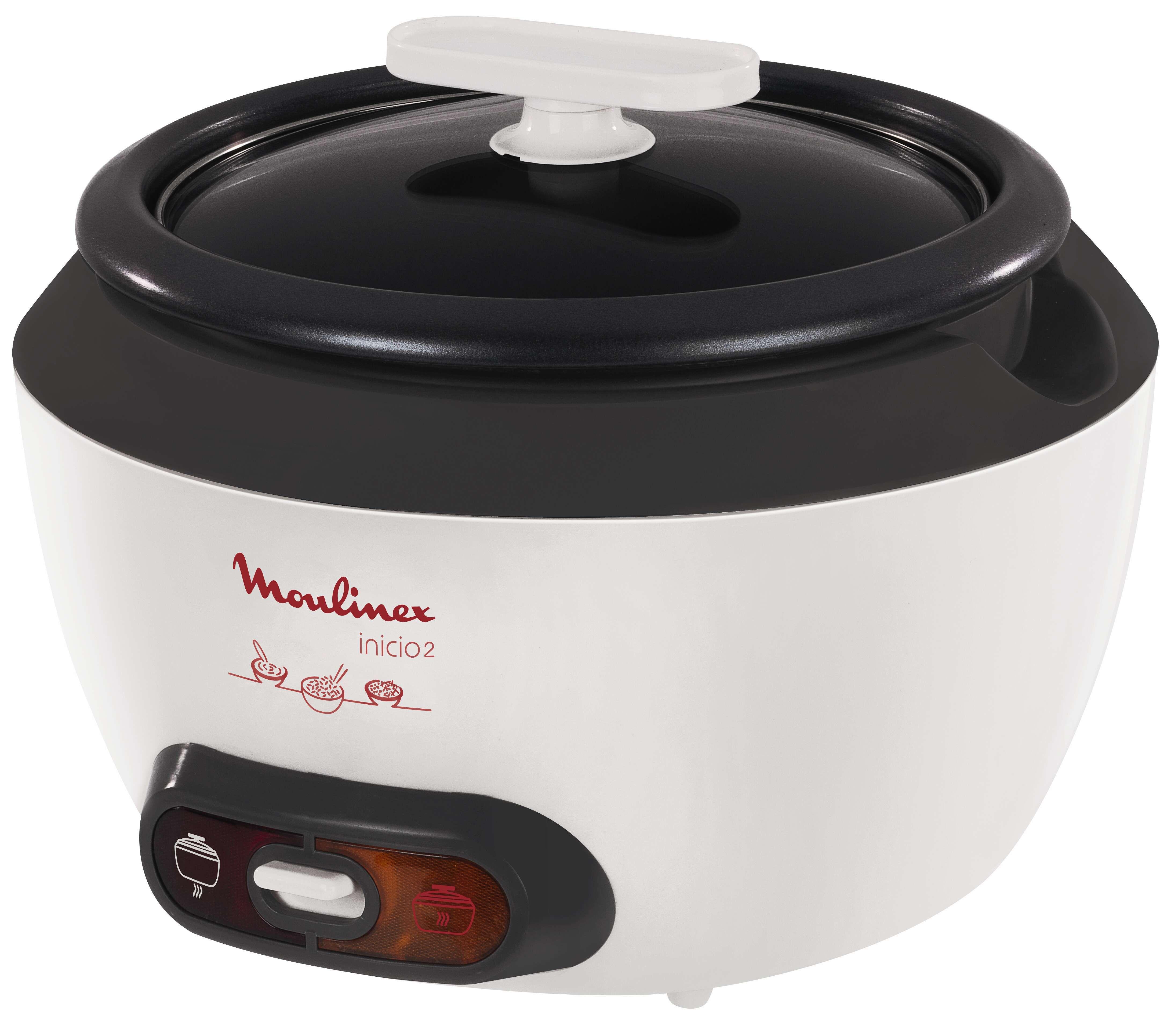 Cuiseur riz moulinex mk151100 achat vente cuiseur for Appareil de cuisson conviviale