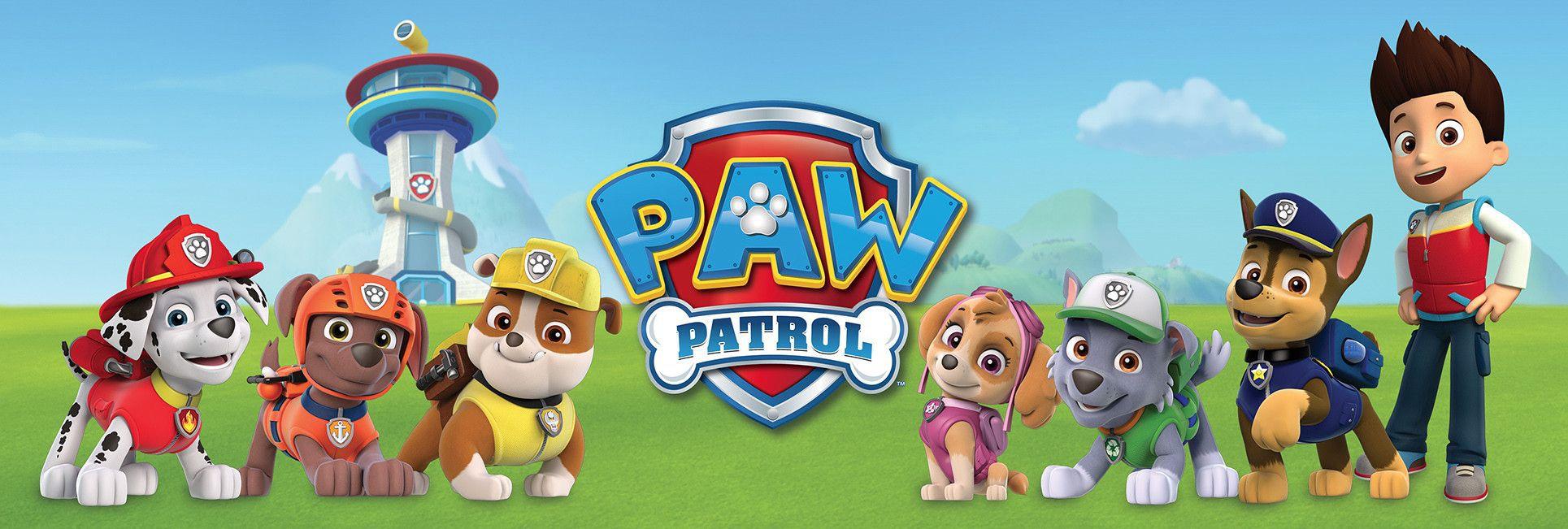 tablette educative paw patrol