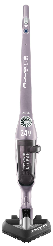 destockage pack aspirateur balai air force 24v lilas rh8578wp aspirateur balai au meilleur. Black Bedroom Furniture Sets. Home Design Ideas
