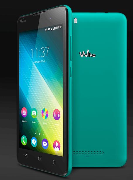 wiko lenny 2 noir achat smartphone pas cher avis et meilleur prix cdiscount. Black Bedroom Furniture Sets. Home Design Ideas