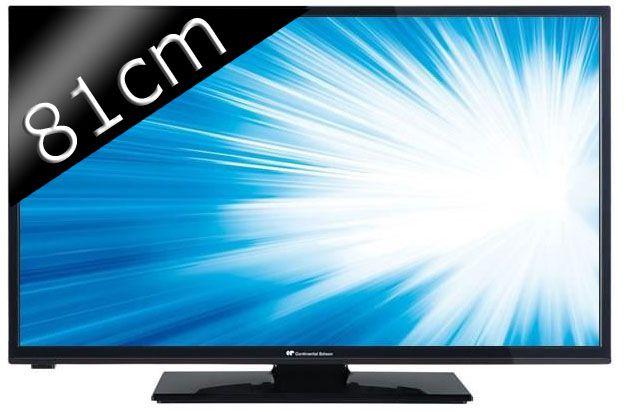 Destockage continental edison 32smartb3 smart tv led hd 81cm t l viseur led - Tele a prix discount ...