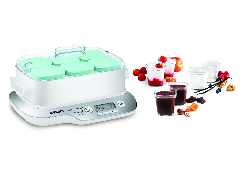 Pack sp cial yaourti re multid lices seb yg6571fr 6 - Machine a yaourt seb ...