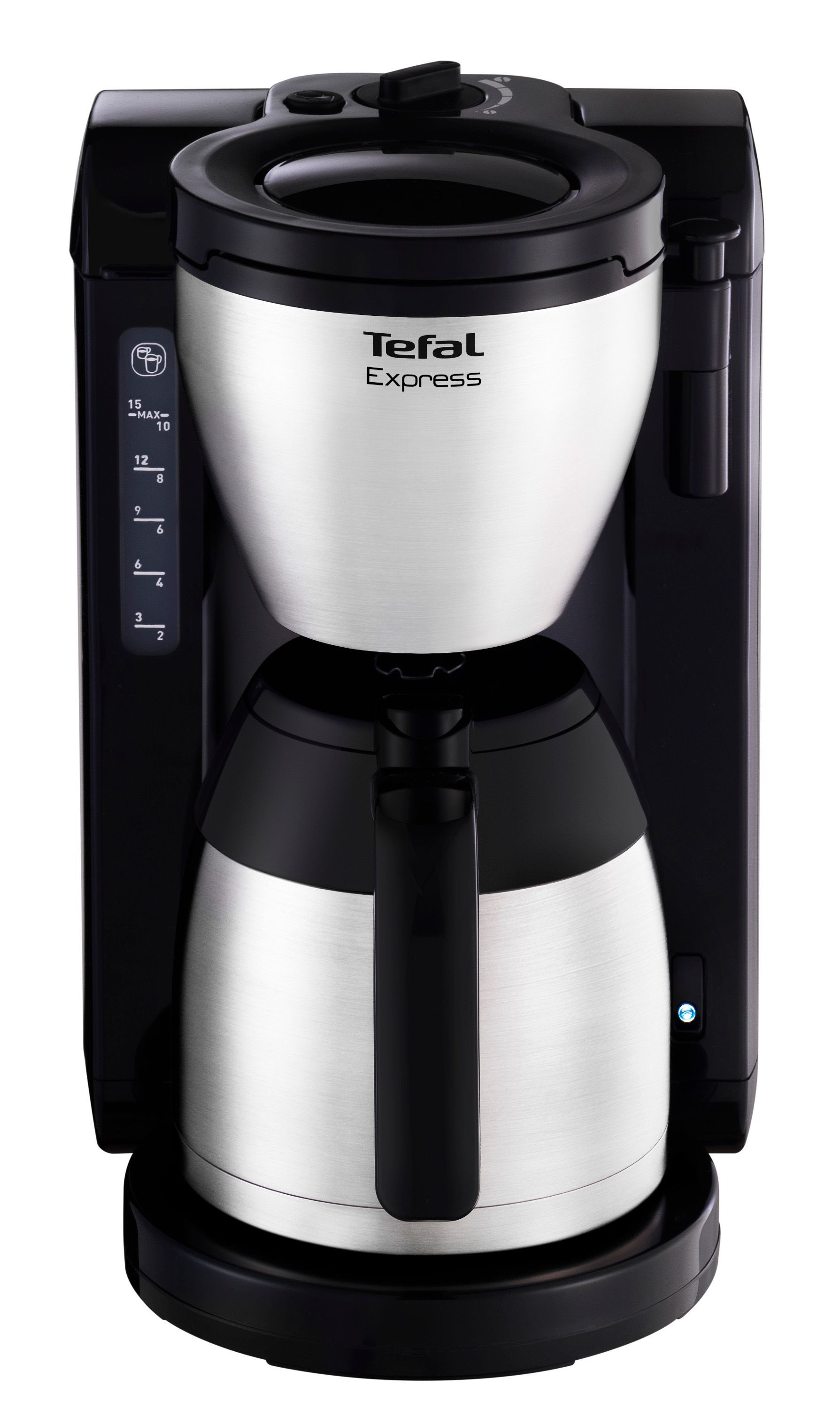 tefal cafeti re express inox isotherme ci390811 achat vente cafeti re cdiscount. Black Bedroom Furniture Sets. Home Design Ideas