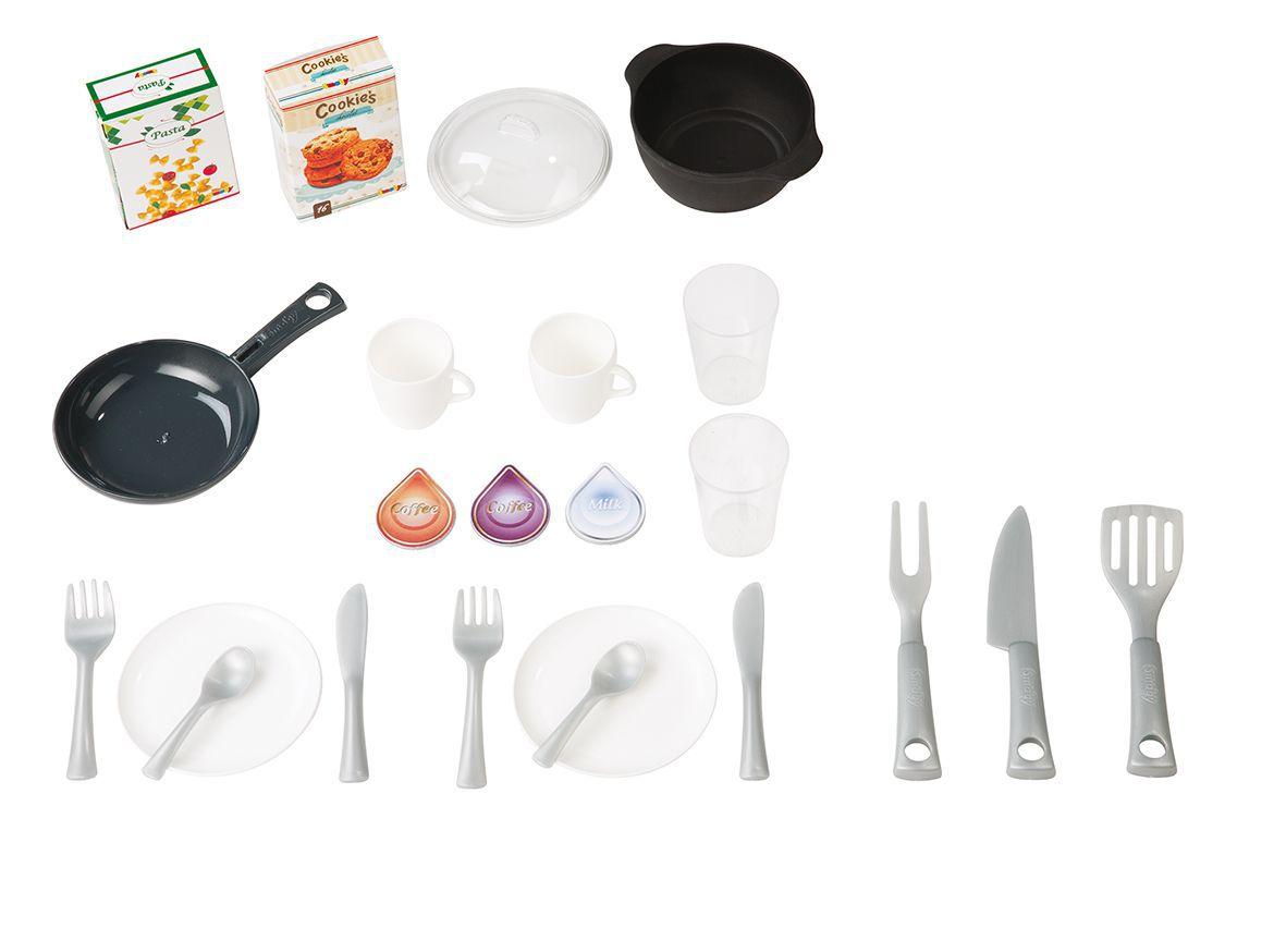 Smoby cuisine enfant bon app tit avec accessoires for Achat accessoire cuisine