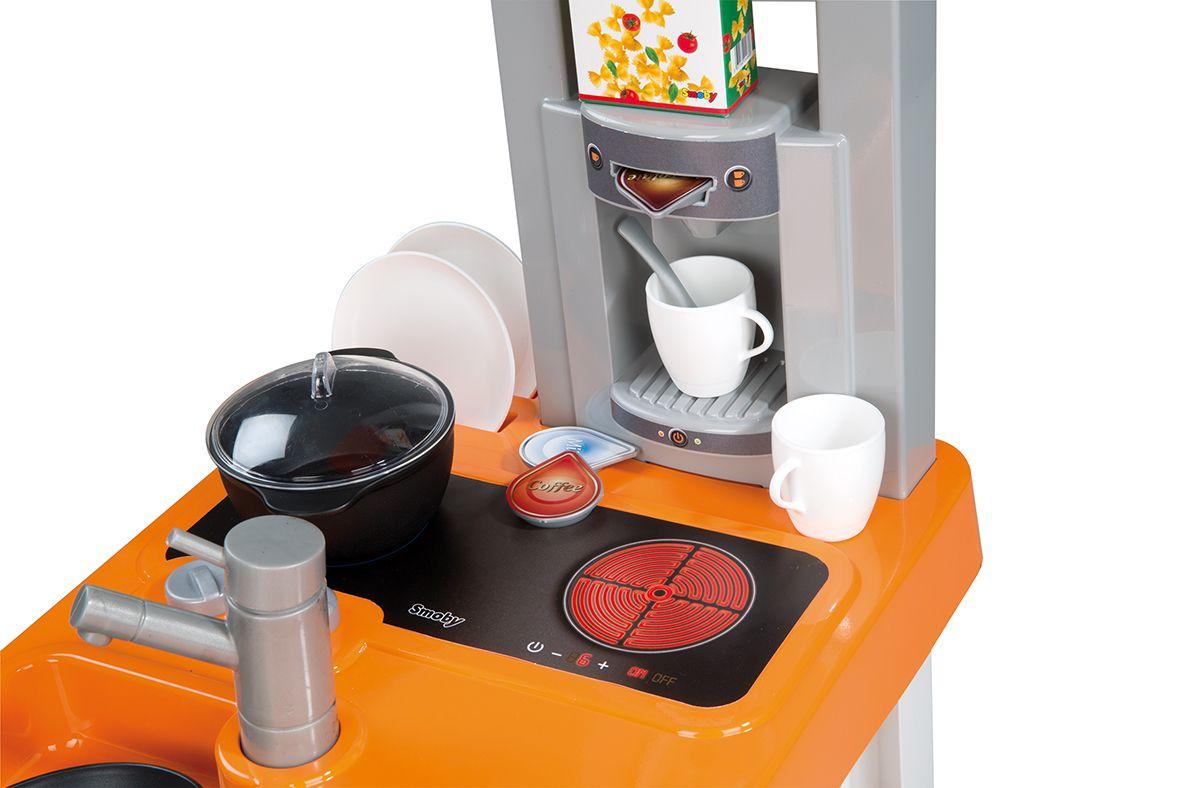 smoby cuisine enfant bon app tit avec accessoires achat vente dinette cuisine cdiscount. Black Bedroom Furniture Sets. Home Design Ideas