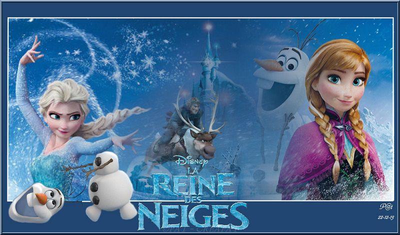 Célèbre LA REINE DES NEIGES Marchande de glaces - Disney - Achat / Vente  WT38
