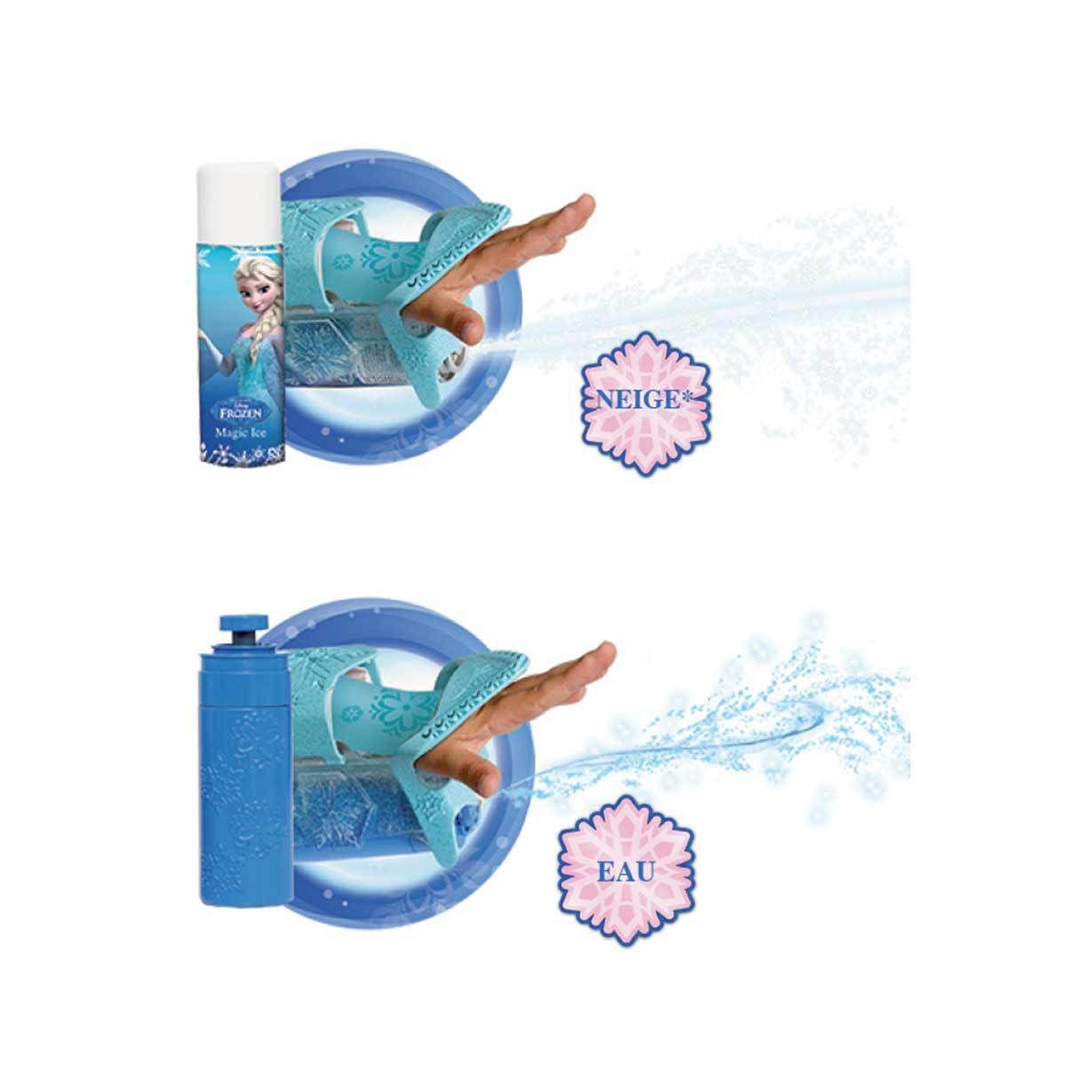 c0d066998fed LA REINE DES NEIGES Gant Magique Elsa Lance Glace - Disney - Achat ...
