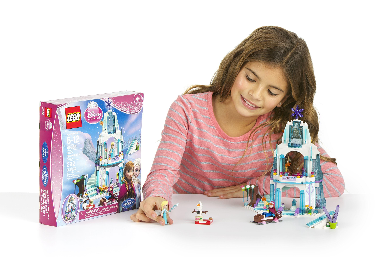 Palais glace reine des neiges - Barbie princesse des neiges ...