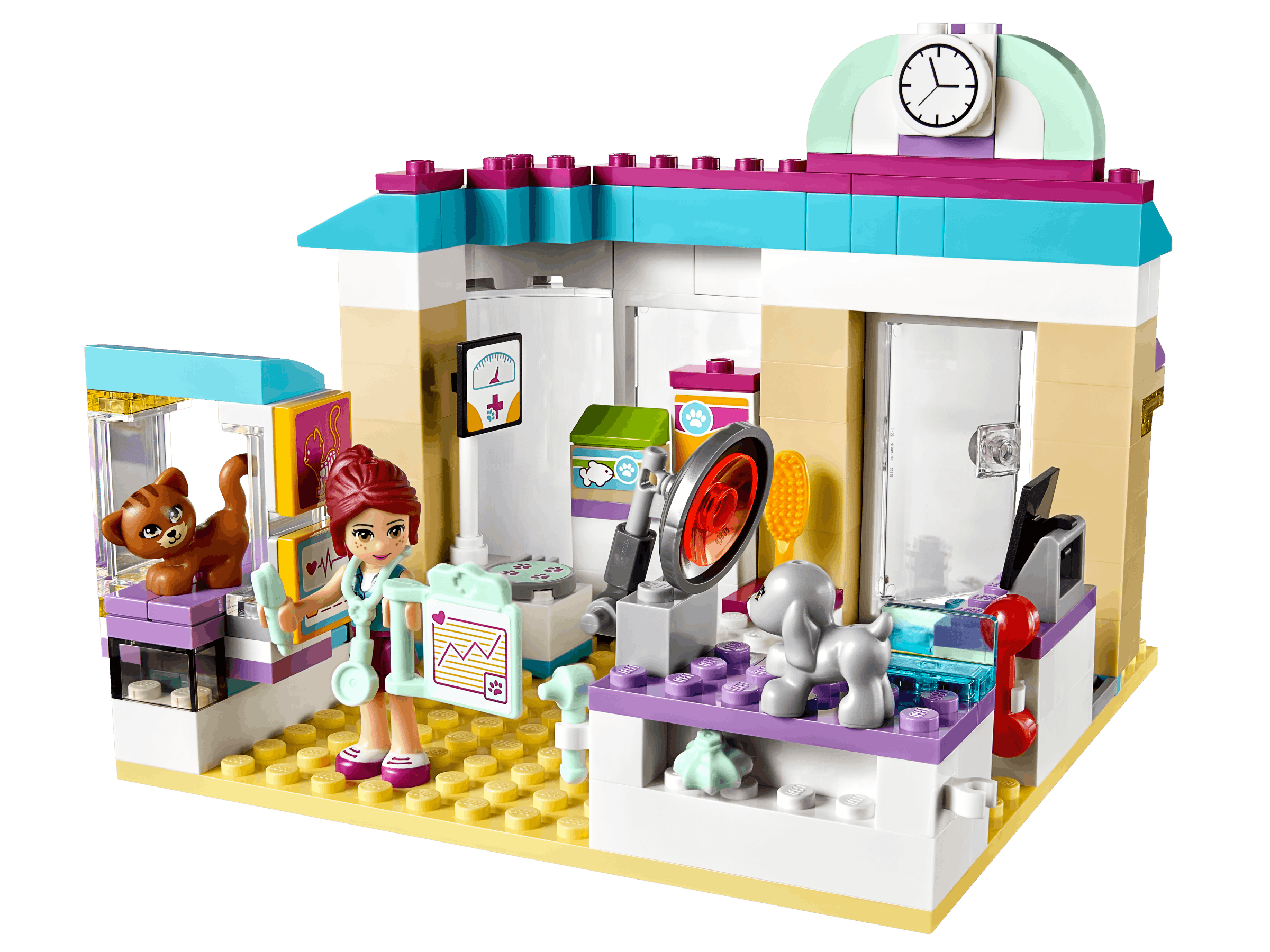 Notice Lego Friends Veterinaire At27 Jornalagora