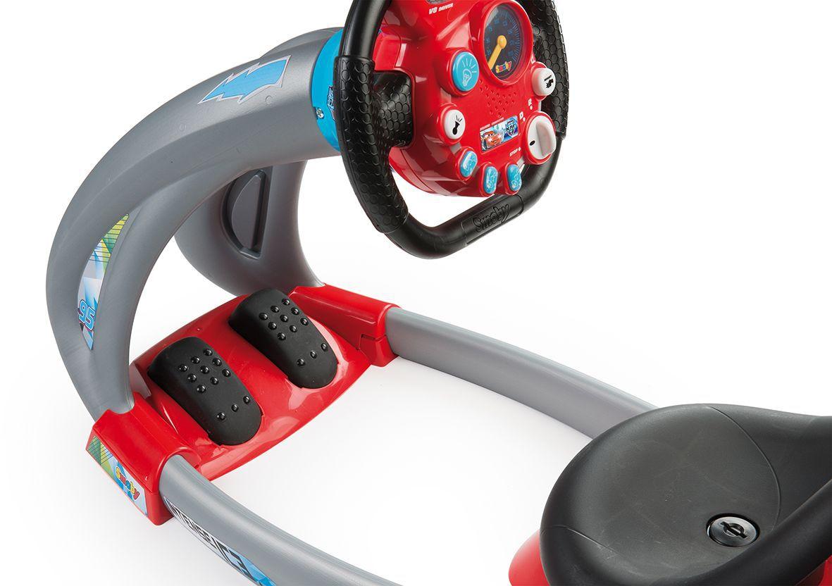 cars ice v8 driver support achat vente simulateur de conduite cdiscount. Black Bedroom Furniture Sets. Home Design Ideas