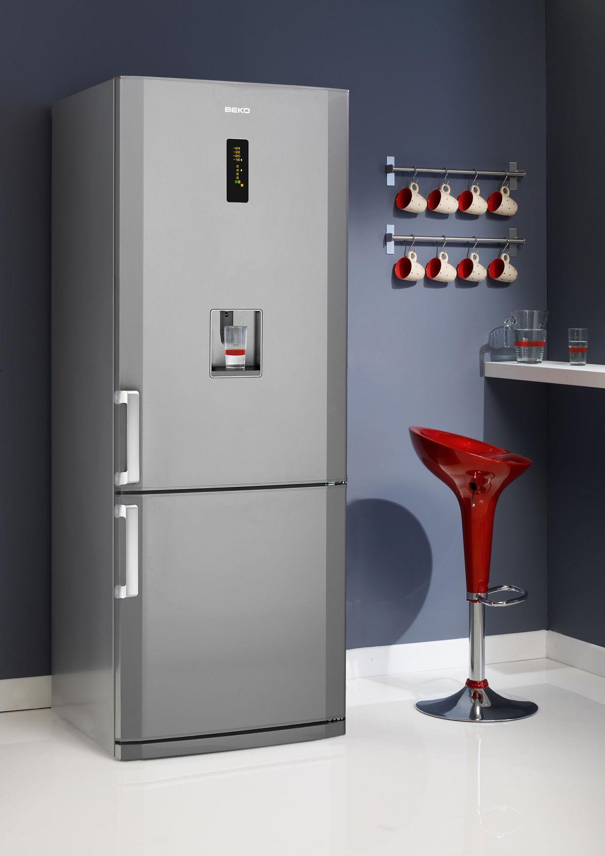 beko cn142221ds r frig rateur cong lateur bas 426l. Black Bedroom Furniture Sets. Home Design Ideas