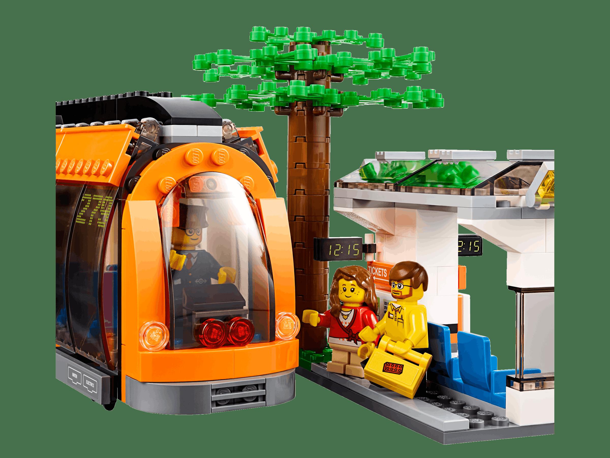 Lego city 60097 le centre ville achat vente - Lego modeles de construction ...
