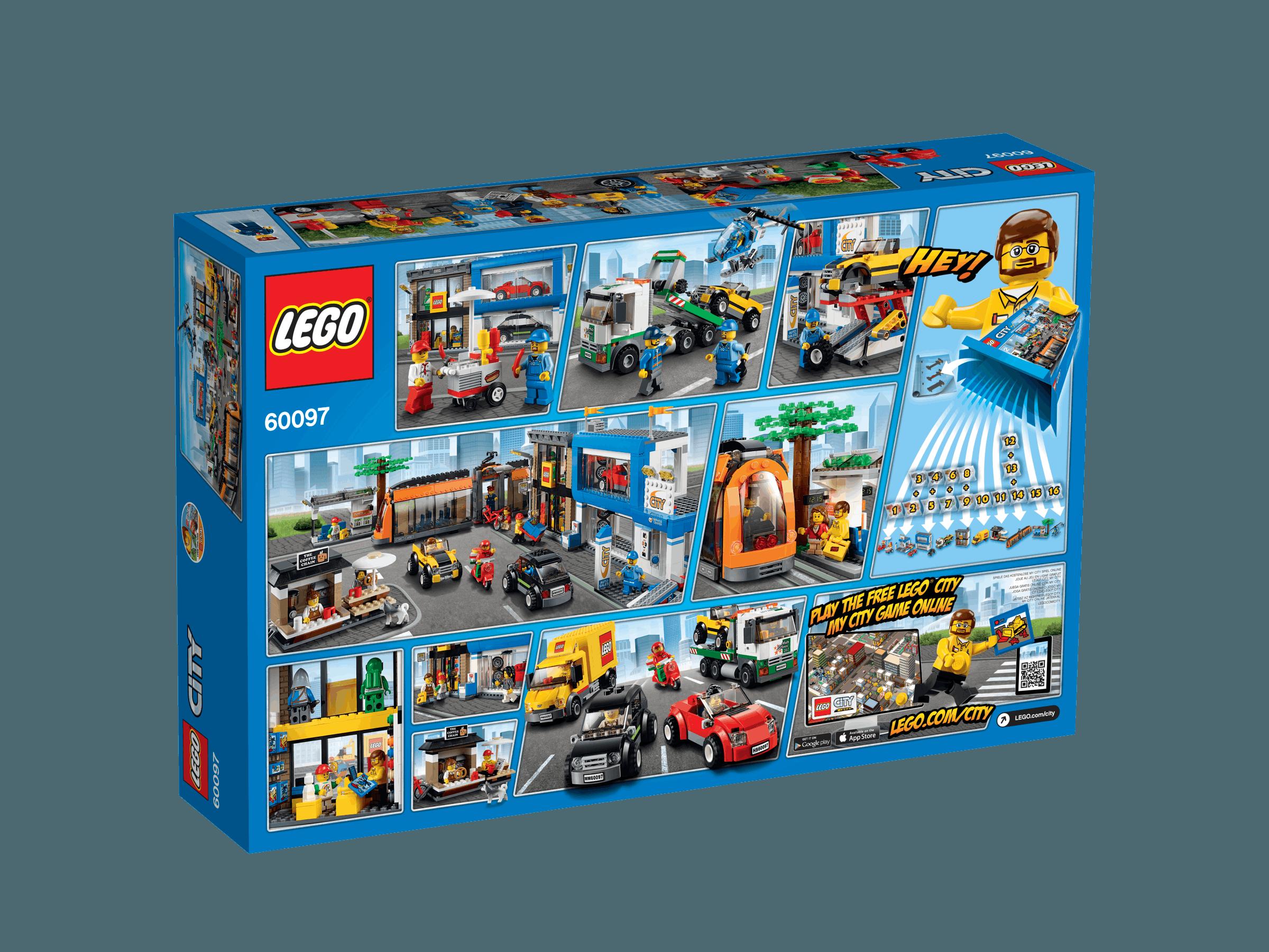 Centre Ville Lego Prix
