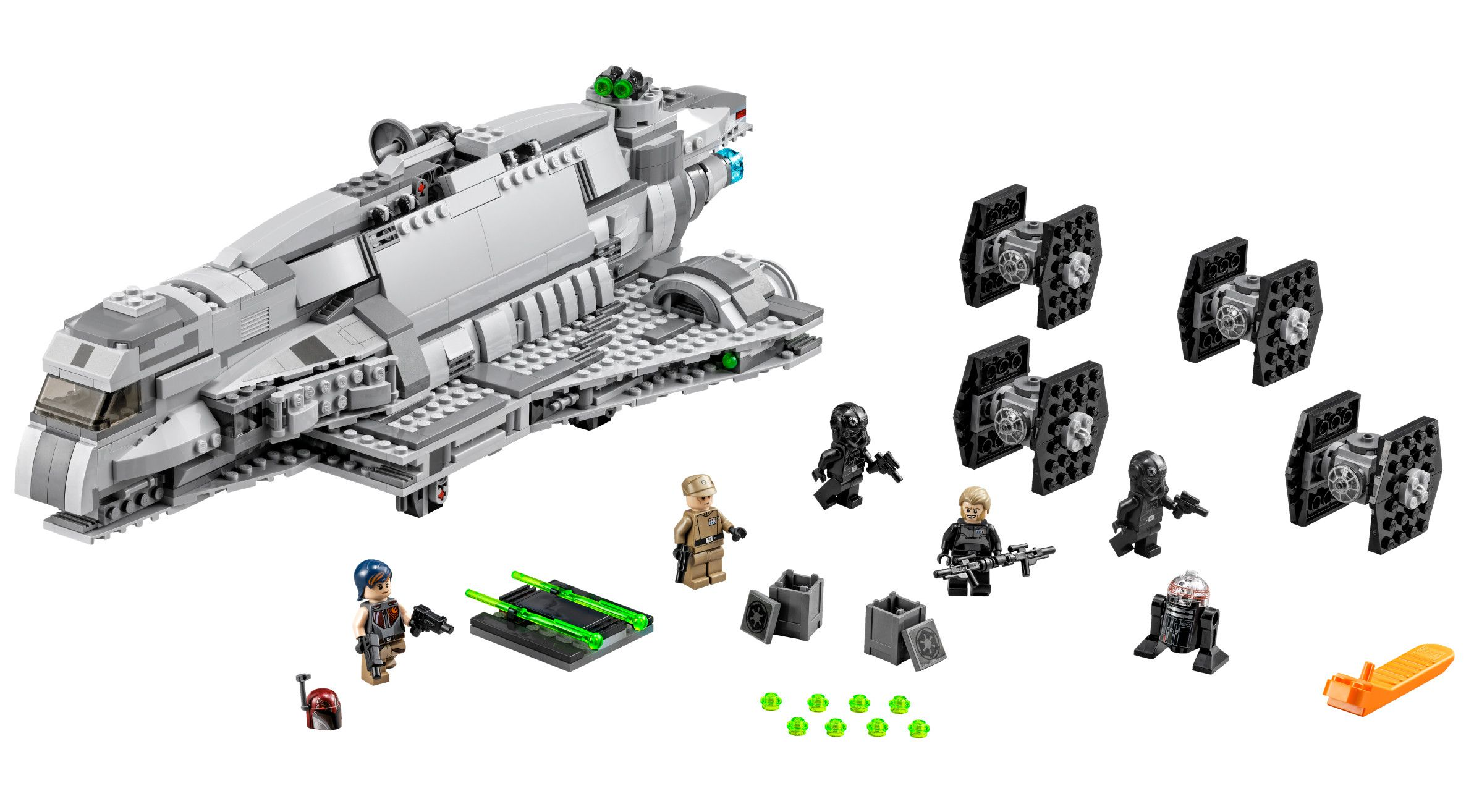These Star Wars Minifigures Are Sure Fun To Play With moreover Lego Minecraft  her also Star Wars Rogue One Who Is Bistan The Space Monkey 22449334 in addition Rogue One A Star Wars 924515 also Products. on old cargo ship lego sets