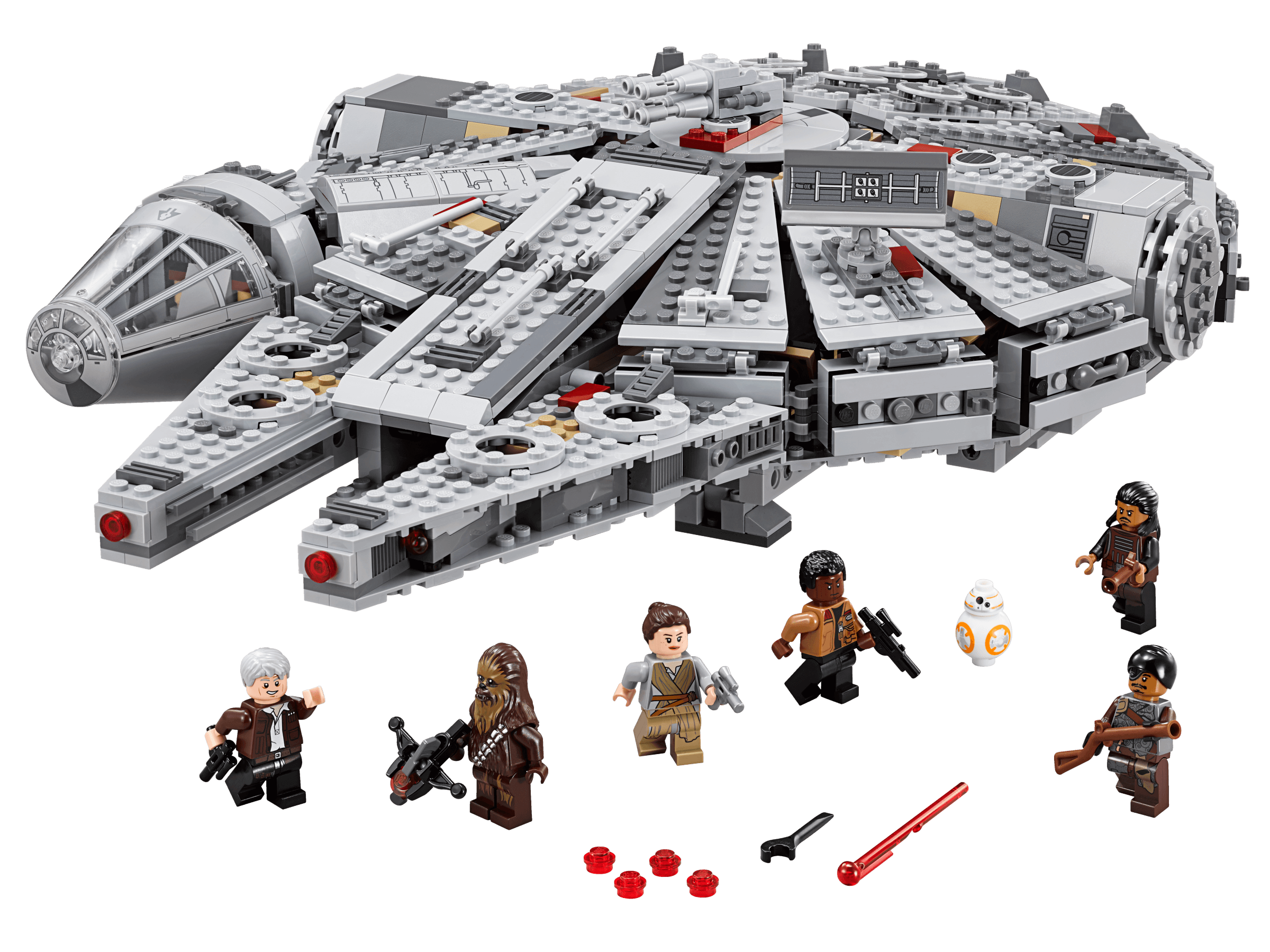 lego star wars 75105 millennium falcon achat vente. Black Bedroom Furniture Sets. Home Design Ideas