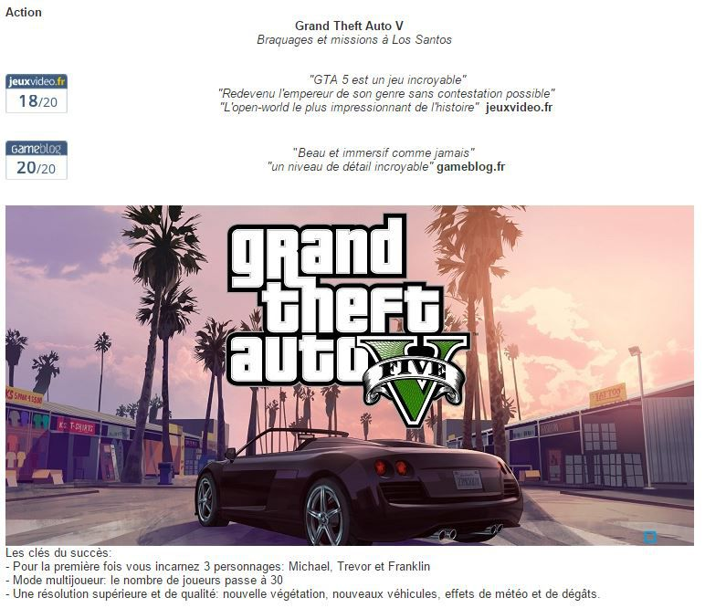 Grand Theft Auto matchmaking en ligne