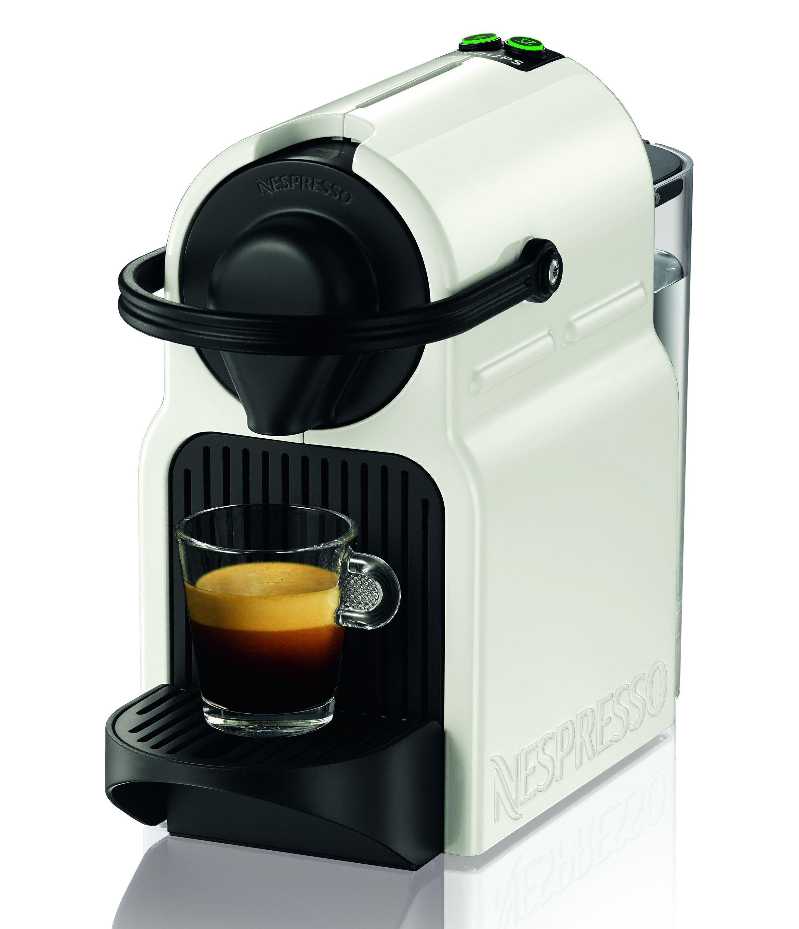 Krups nespresso inissia blanche yy1530fd achat vente machine caf cdiscount - Auchan machine a cafe nespresso ...