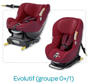bebe confort si ge autogroupe 0 1 milofix isofix black raven 2015 achat vente si ge auto. Black Bedroom Furniture Sets. Home Design Ideas