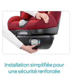 bebe confort si ge auto opal confetti groupe 0 1 achat vente si ge auto r hausseur bebe. Black Bedroom Furniture Sets. Home Design Ideas