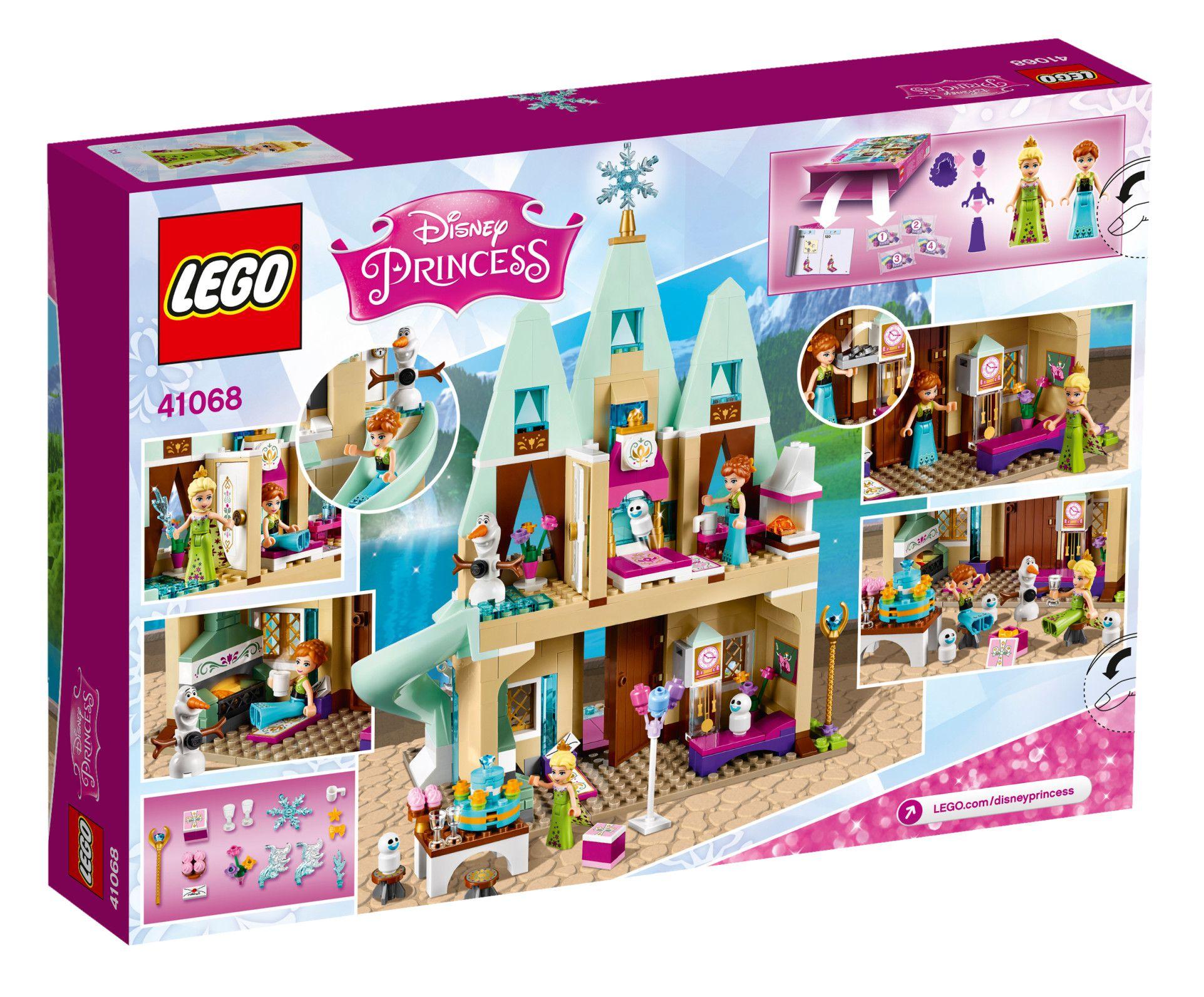 LEGO® Disney Princess La Reine De Neige 41068 L'Anniversaire D'Anna Au Château