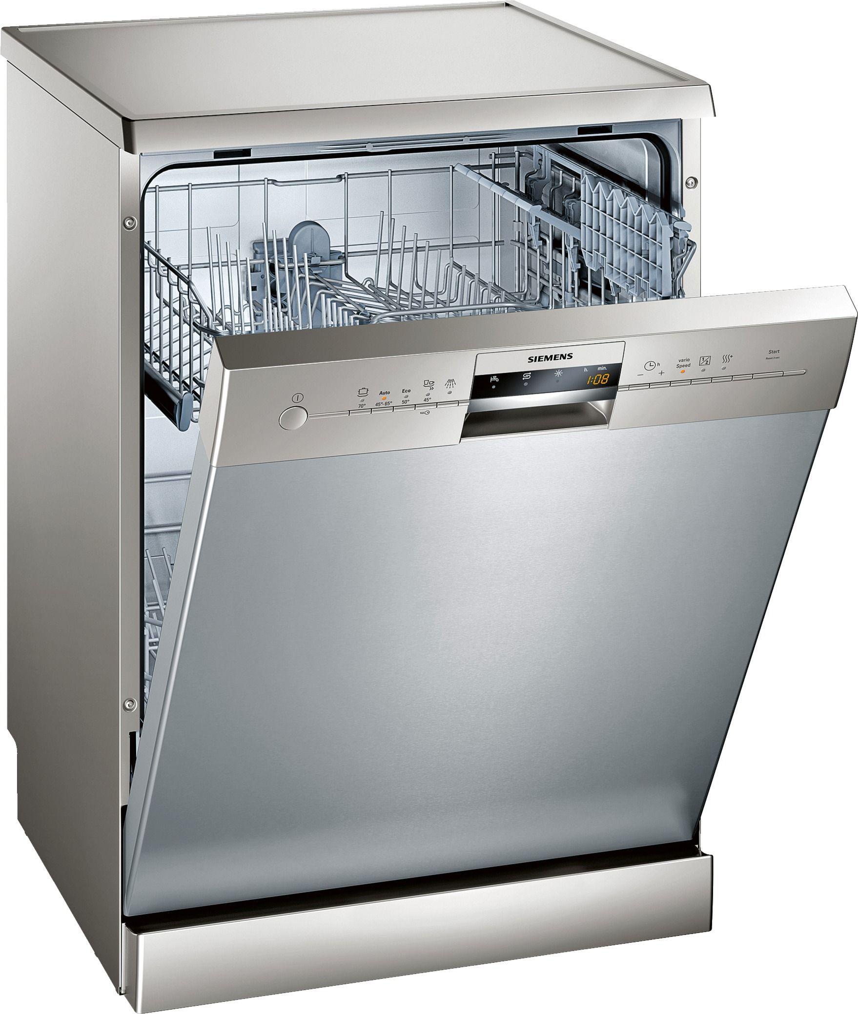 Siemens sn25l832eu lave vaisselle posable 12 couverts 44db a larg - Comment detartrer lave vaisselle ...