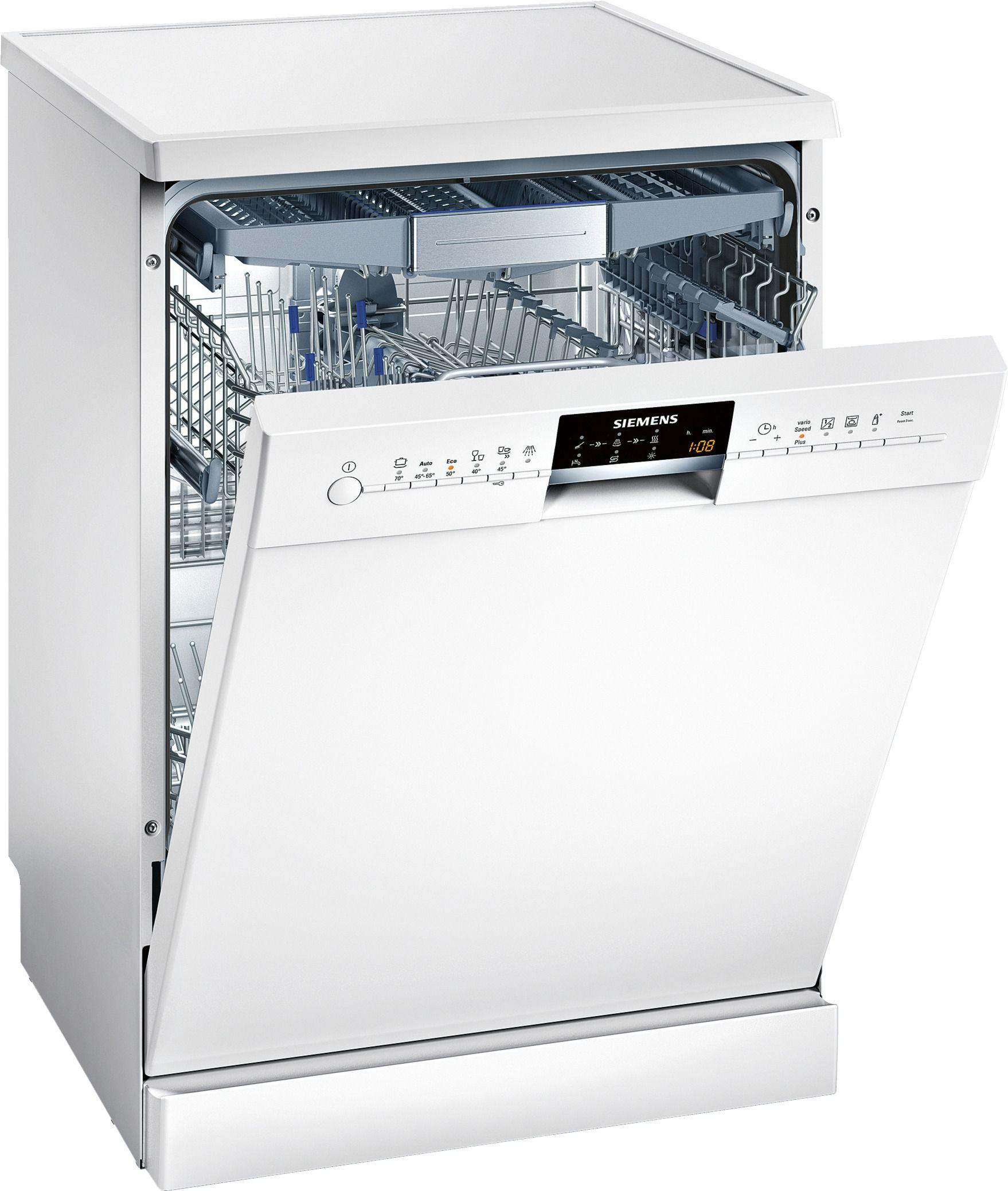 siemens sn26p293eu - lave-vaisselle posable - 14 couverts - 38db