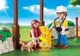 juniors jeux et jouets par type playmobil  super set centre de dressage pour c f pla