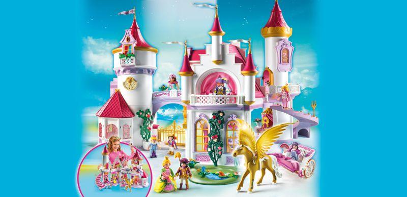 Chateaux Playmobil Princesse : Playmobil palais de princesse achat vente univers