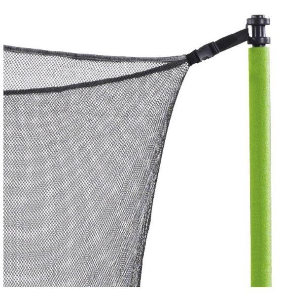 kangui trampoline 250cm vert avec filet 3760165461241 achat vente trampoline cdiscount. Black Bedroom Furniture Sets. Home Design Ideas