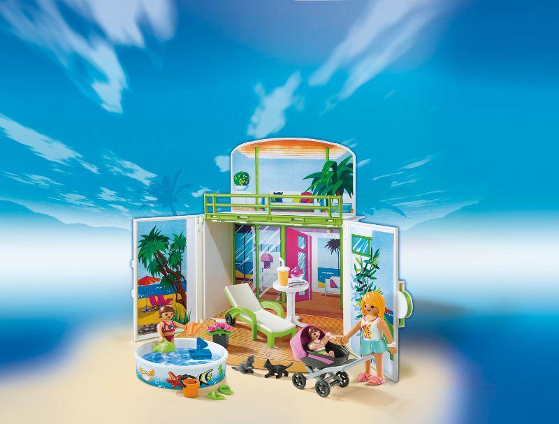 Playmobil  6159  Coffre 'Terrasse de vacances