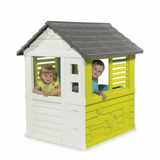 smoby maison enfant pretty jeu d 39 ext rieur achat vente. Black Bedroom Furniture Sets. Home Design Ideas
