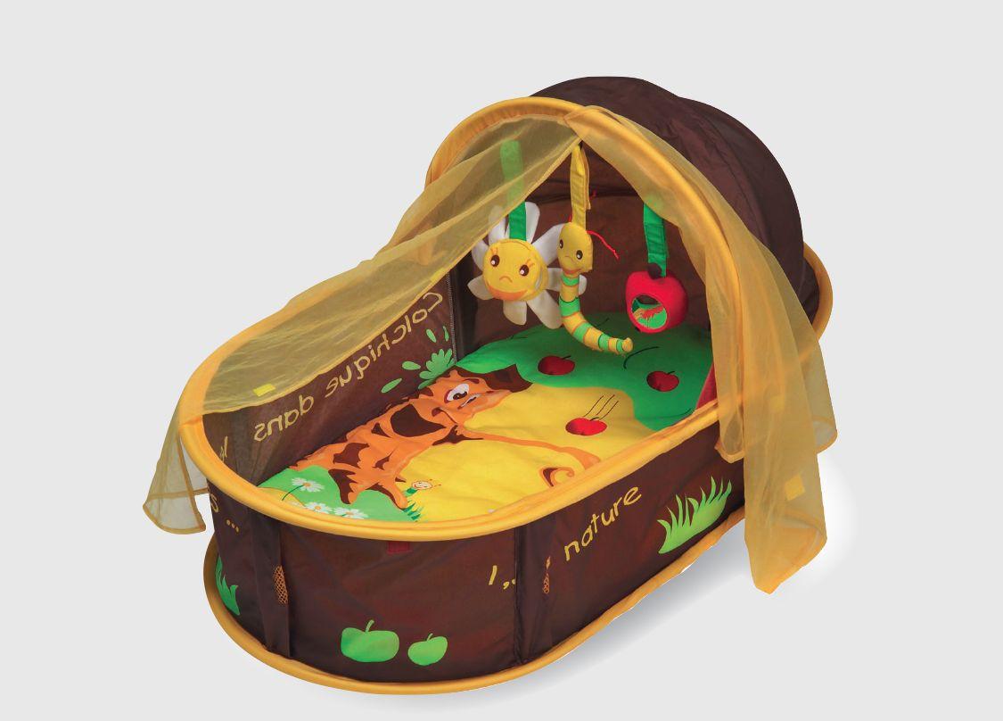 ludi dodo nomade couleur chocolat chocolat jaune achat. Black Bedroom Furniture Sets. Home Design Ideas