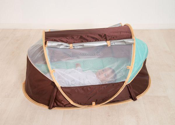 ludi tente lit nomade choco bleu choco bleu achat. Black Bedroom Furniture Sets. Home Design Ideas