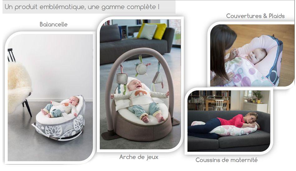 babymoov transat doomoo nid natural blanc marron achat. Black Bedroom Furniture Sets. Home Design Ideas