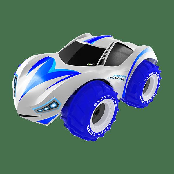 silverlit voiture t l command e exost aqua cyclone 1 10 nouvelle version achat vente voiture. Black Bedroom Furniture Sets. Home Design Ideas