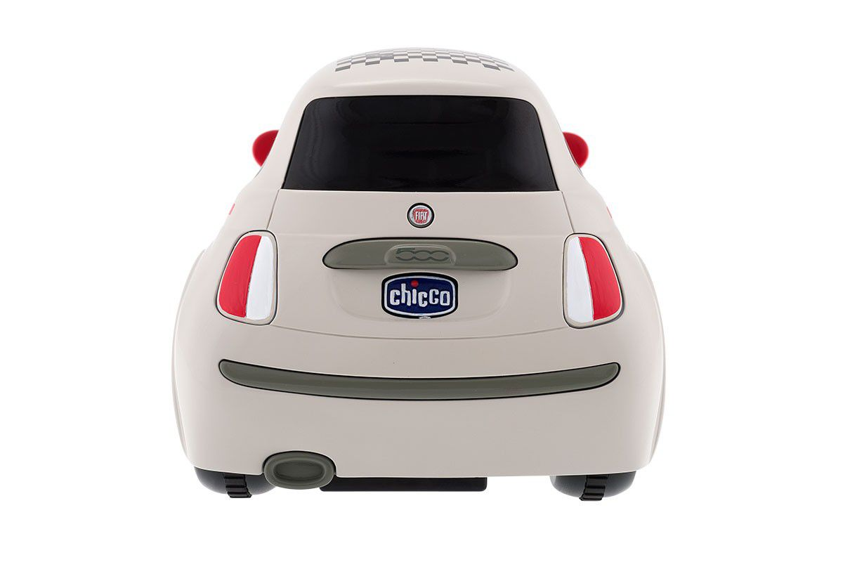 chicco voiture radiocommand e fiat 500 achat vente voiture camion soldes cdiscount. Black Bedroom Furniture Sets. Home Design Ideas